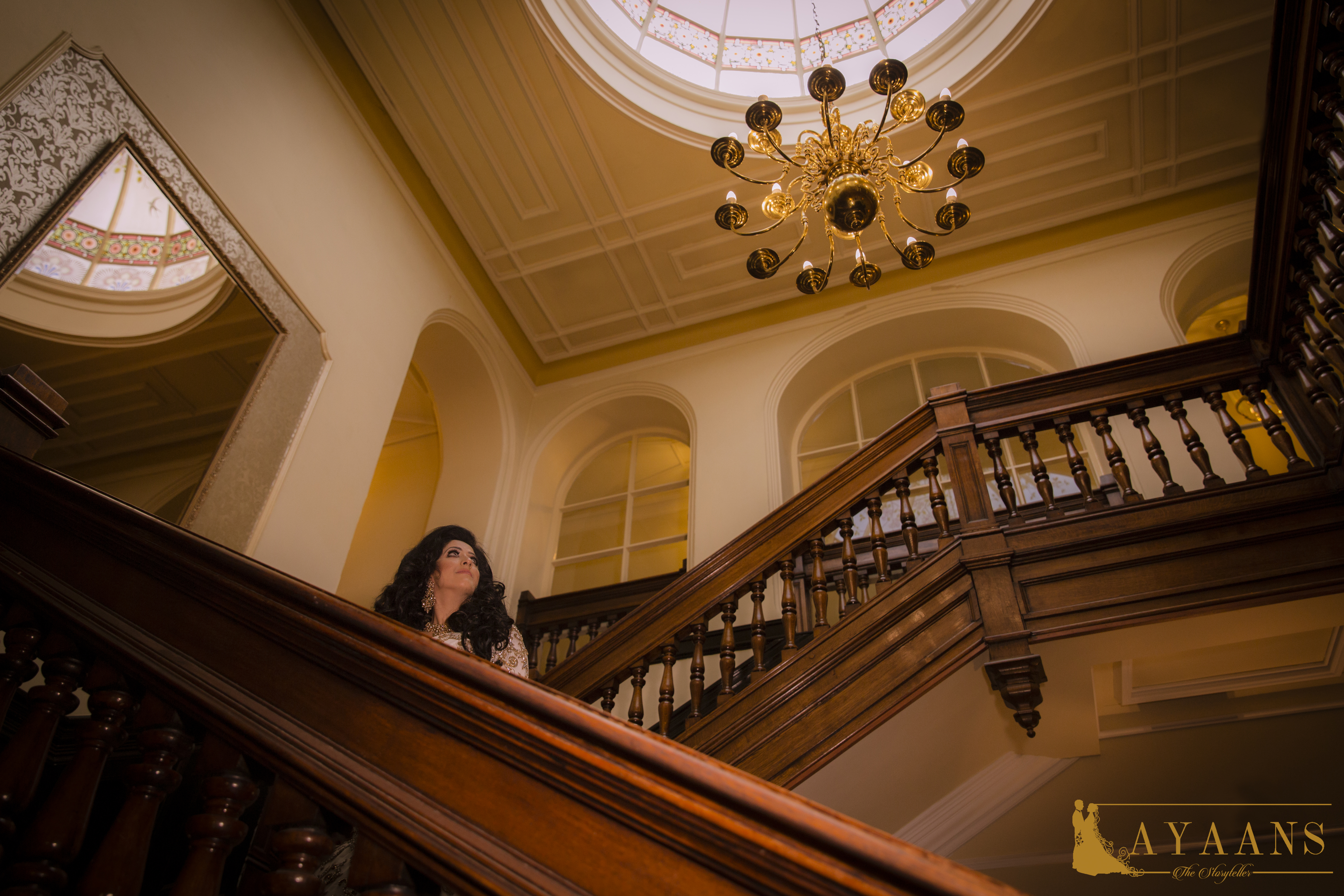 1-shazia-staircase-shot-at-the-mercure-dunkenhalgh-hotel-accrington