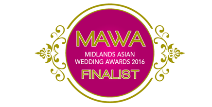 Asian Wedding Finalists 2016